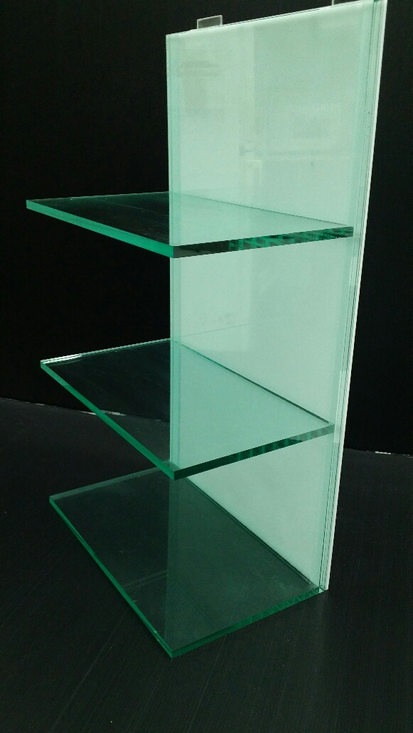perspex shelves cut to size
