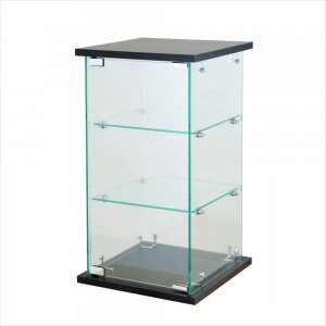 Acrylic-display-cabinet shelf